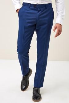 Коллекционный костюм из итальянской шерсти: брюки