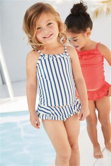 Striped Tankini (3mths-6yrs)