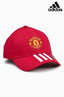 adidas Manchester United FC 2017/18 3-Stripe Cap