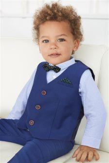 西装背心套装 (3个月-6岁)