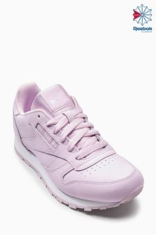 Reebok Lilac Classic Leather