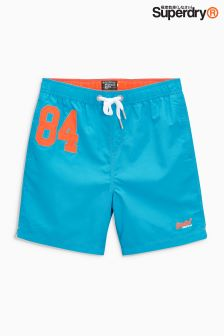Superdry Blue 84 Swim Short