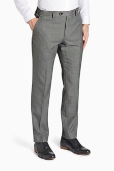 Костюм из смешанной шерсти: брюки (подлежит машинной стирке)