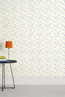 Paste The Wall Colour Sketch Wallpaper