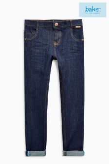 Baker By Ted Baker Navy Stretch Jean