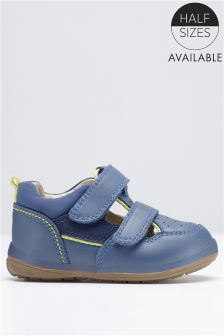 First Walker Closed Sandal (Younger Boys)