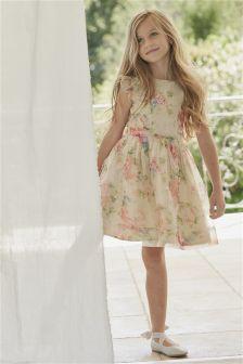 Organza Prom Dress (3-14yrs)