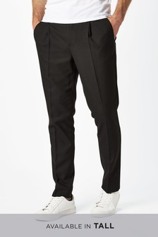 Деловые брюки со складками