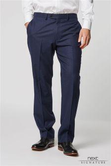 Фирменный фланелевый костюм: брюки