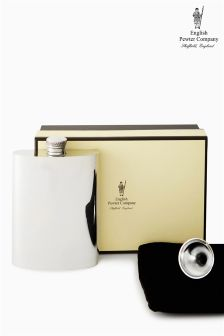 English Pewter Company 6oz Hip Flask