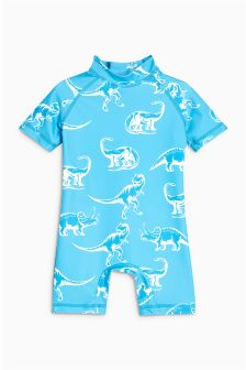 Dino Sunsafe Suit (3mths-6yrs)