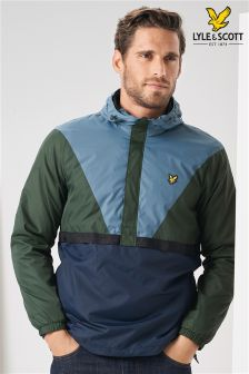 Lyle & Scott Navy Jacket