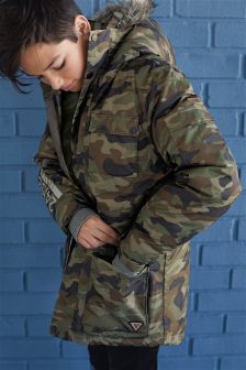 Performance Parka (3-16yrs)