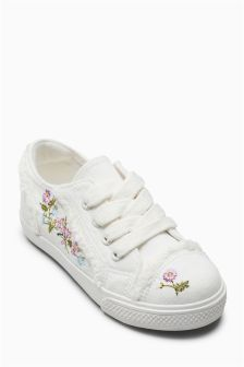 Low Top Trainers (Younger Girls)