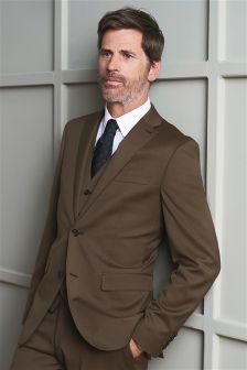 Коллекционный костюм из итальянской шерстяной ткани
