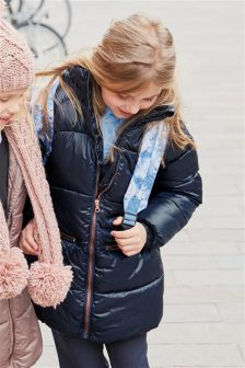 Long Padded Jacket (3-16yrs)