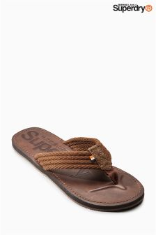 Superdry Cove Toepost Sandal
