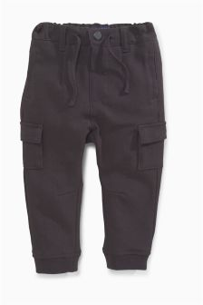 Smart Cuffed Trousers (3个月-6岁)