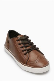 Lace-Up Brogues (Older Boys)