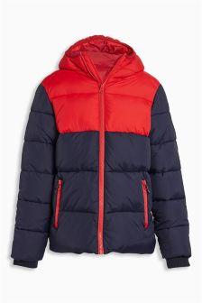 Shiny Padded Jacket (3-16yrs)