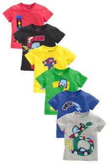 Short Sleeve T-Shirt (12mths-7yrs)