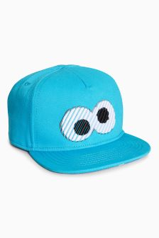 Cookie Monster Cap (Younger Boys)