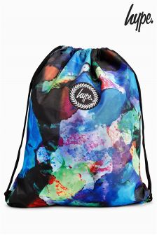 Hype Printed Drawstring Bag