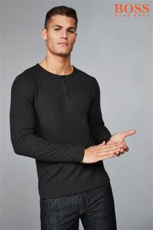 Uniwersalna bluza Boss Trix Henley