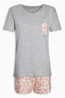 Jersey Short Pyjama Set