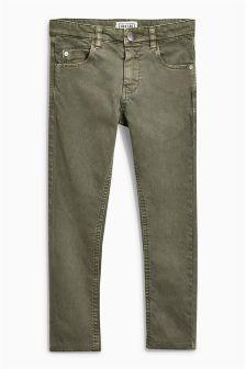 Skinny Five Pocket Trousers (3-16yrs)