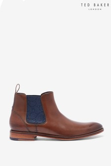 Ted Baker Brown Camroon 4 Chelsea Boot