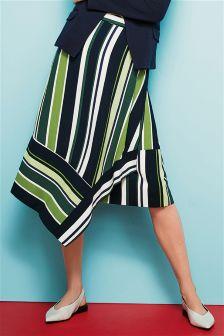 Spliced Skirt