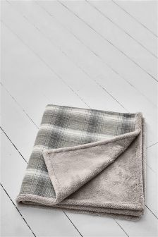 Grey Dog Blanket