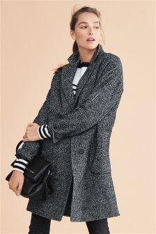Textured Coat