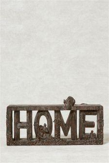 Home Word Block