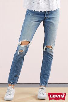 Levi's® Old Hangouts 501 Skinny Jean