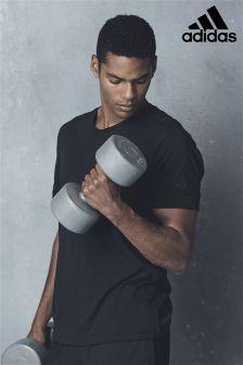 adidas Gym Black Freelift Prime T-Shirt