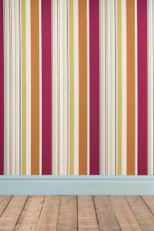Bright Stripe Wallpaper
