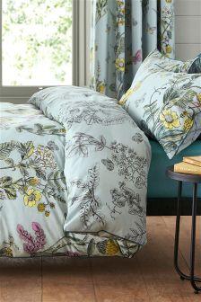 Orchard Floral Bed Set