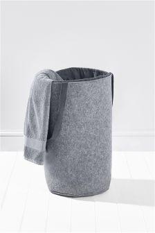 Grey Felt Storage Bag