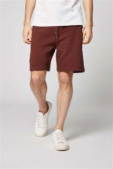 Текстурированные трикотажные шорты