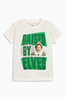 Raised By Elves Short Sleeve T-Shirt (3mths-6yrs)