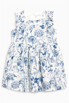 Floral Dress (0mths-2yrs)