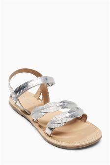 Leaf Sandals (Older Girls)
