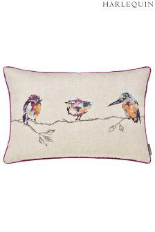 Harlequin Salice Birds Cushion