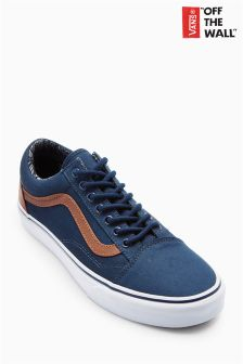 Vans Navy Mix Old Skool