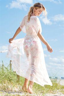 Maxi Wrap Kimono