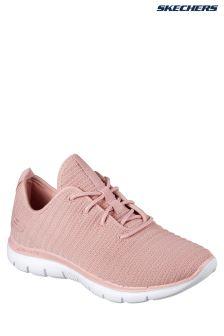 Skechers® Pink Flex Appeal 2.0 Estates