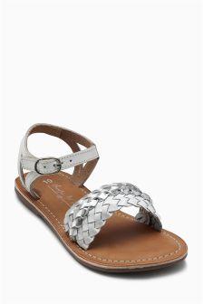 Plait Sandals (Older Girls)