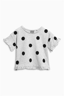 Spot T-Shirt (3mths-6yrs)